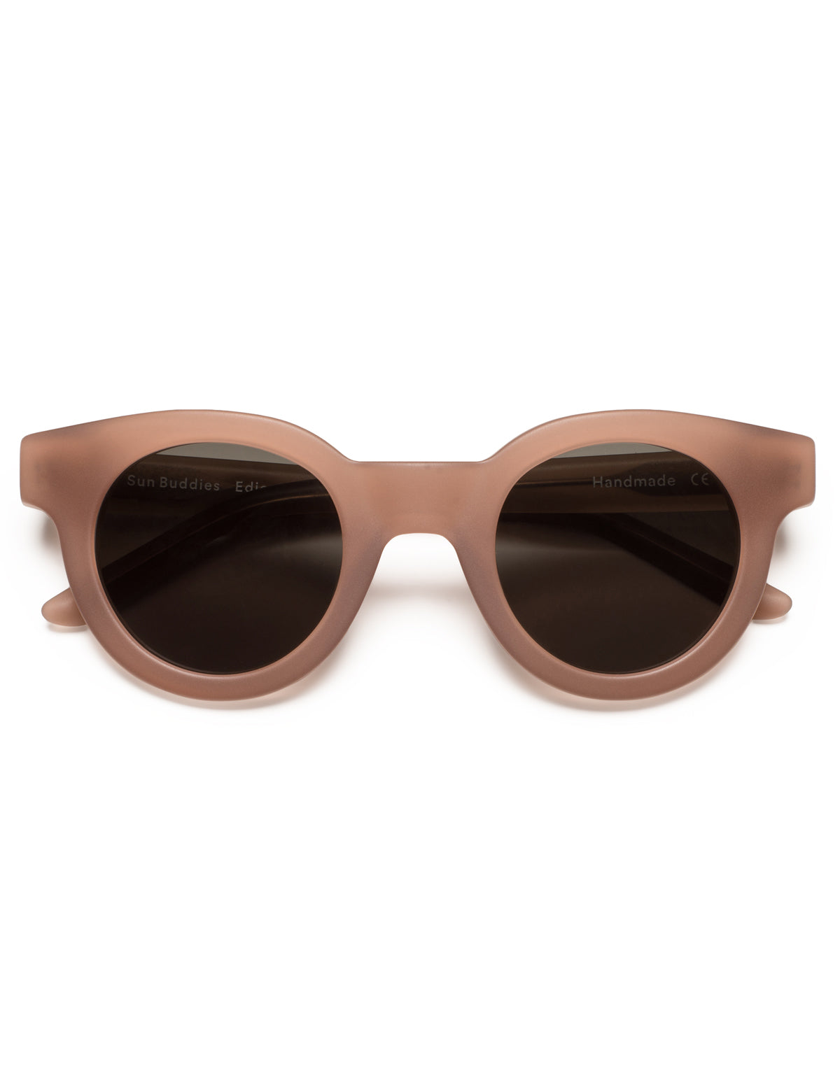 Sun Buddies Edie Sunglasses Dusty Pink