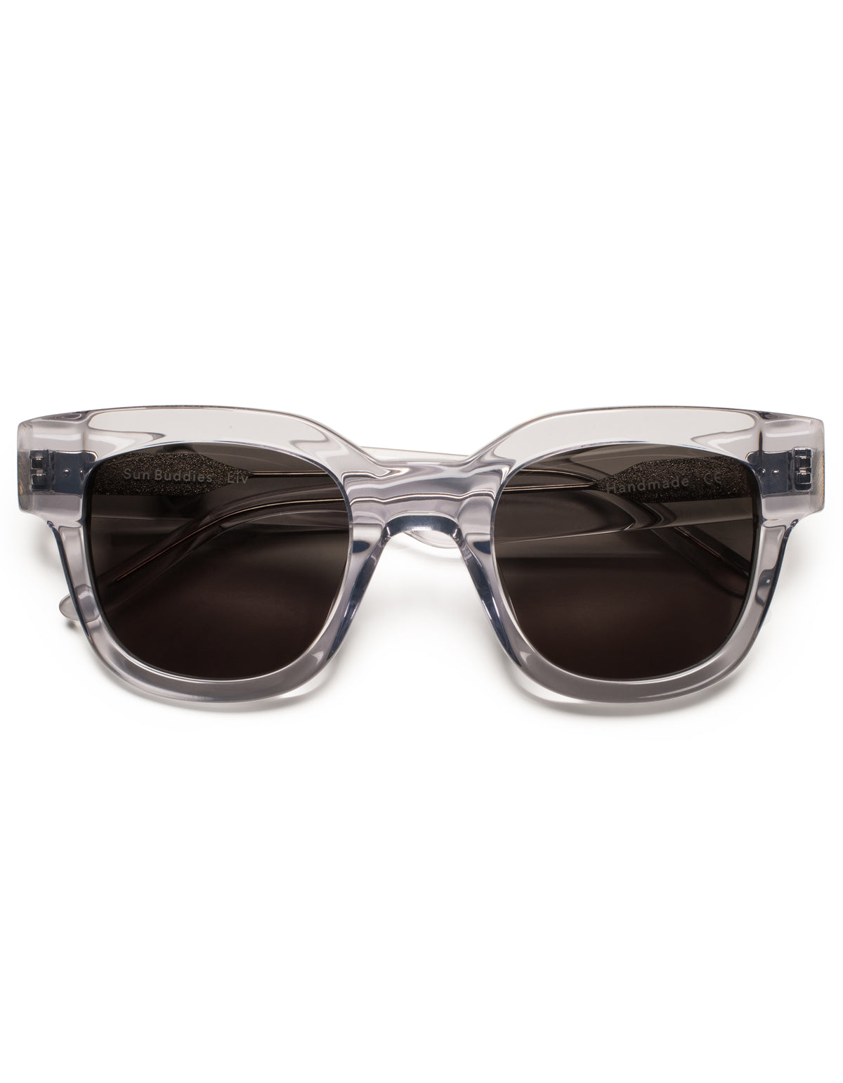 Sun Buddies Liv Sunglasses Clear Water
