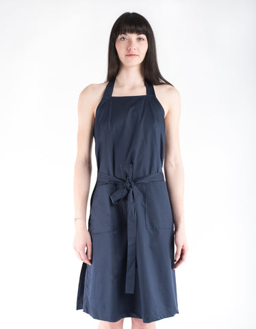 Sunja Link Apron Dress Navy