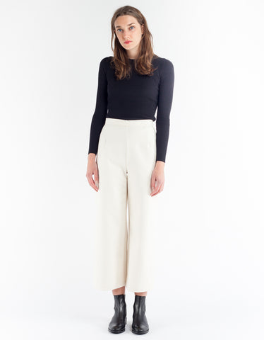 Sunja Link Cropped Pant Natural