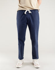 Sunshine Blues Drawstring Pant Carbon