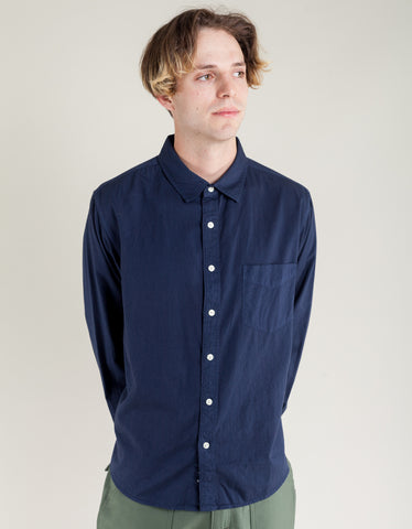 Sunshine Blues Long Sleeve Shirt Carbon