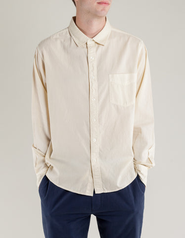 Sunshine Blues Long Sleeve Shirt Creme