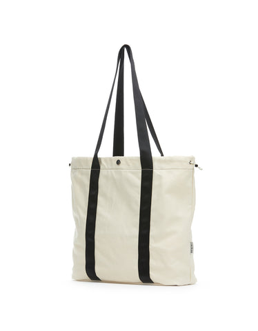 Taikan Flanker Tote Bag Natural Cotton