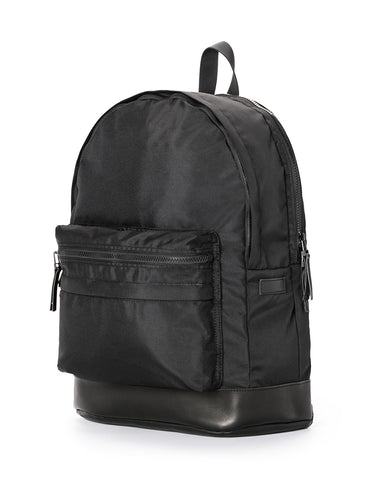 Taikan Lancer Backpack Black Leather