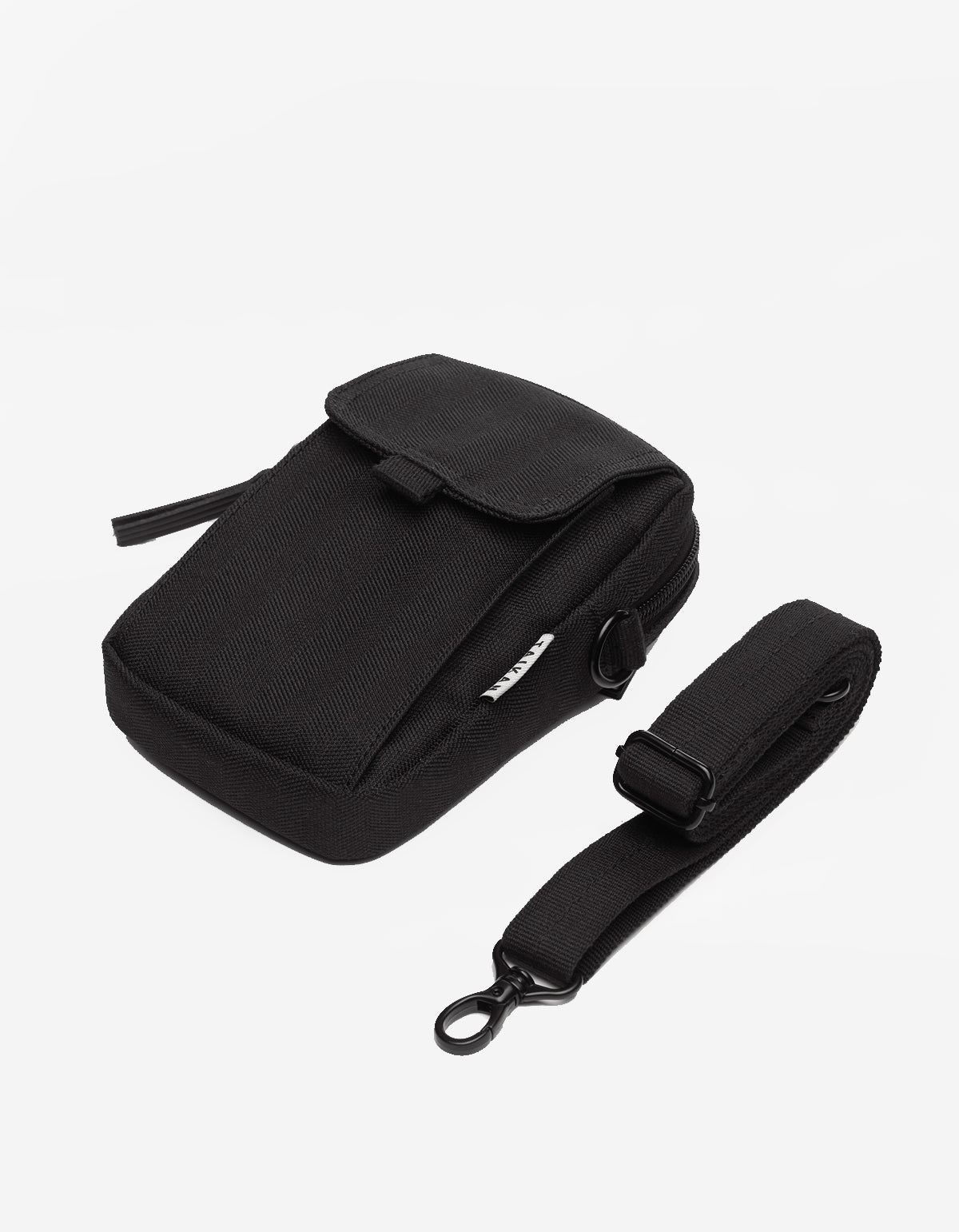 Taikan Raven Camera Bag Matte Black
