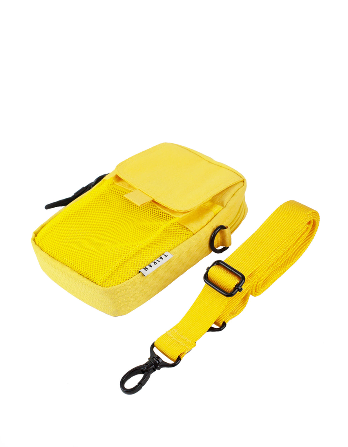 Taikan Raven Camera Bag Yellow Mesh