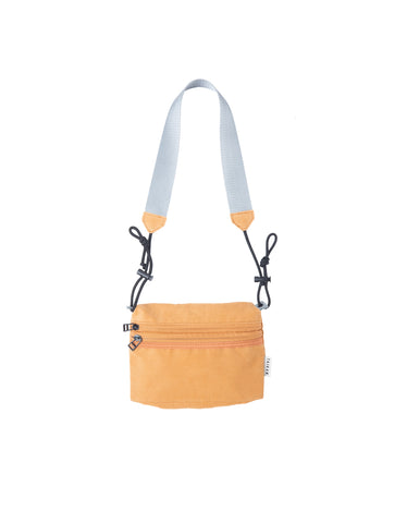 Taikan Sacoche Small Bag, Tan Cord