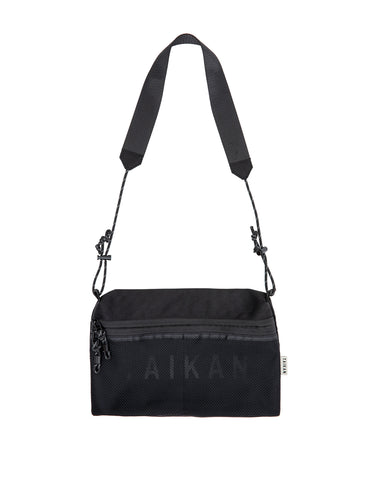 The Taikan Large Sacoche Bag in Black