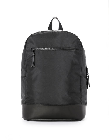 Taikan Tomcat Backpack Black Leather