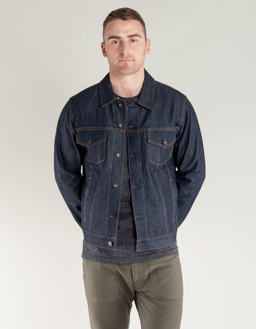 Tellason Jean Jacket 12.5oz Denim