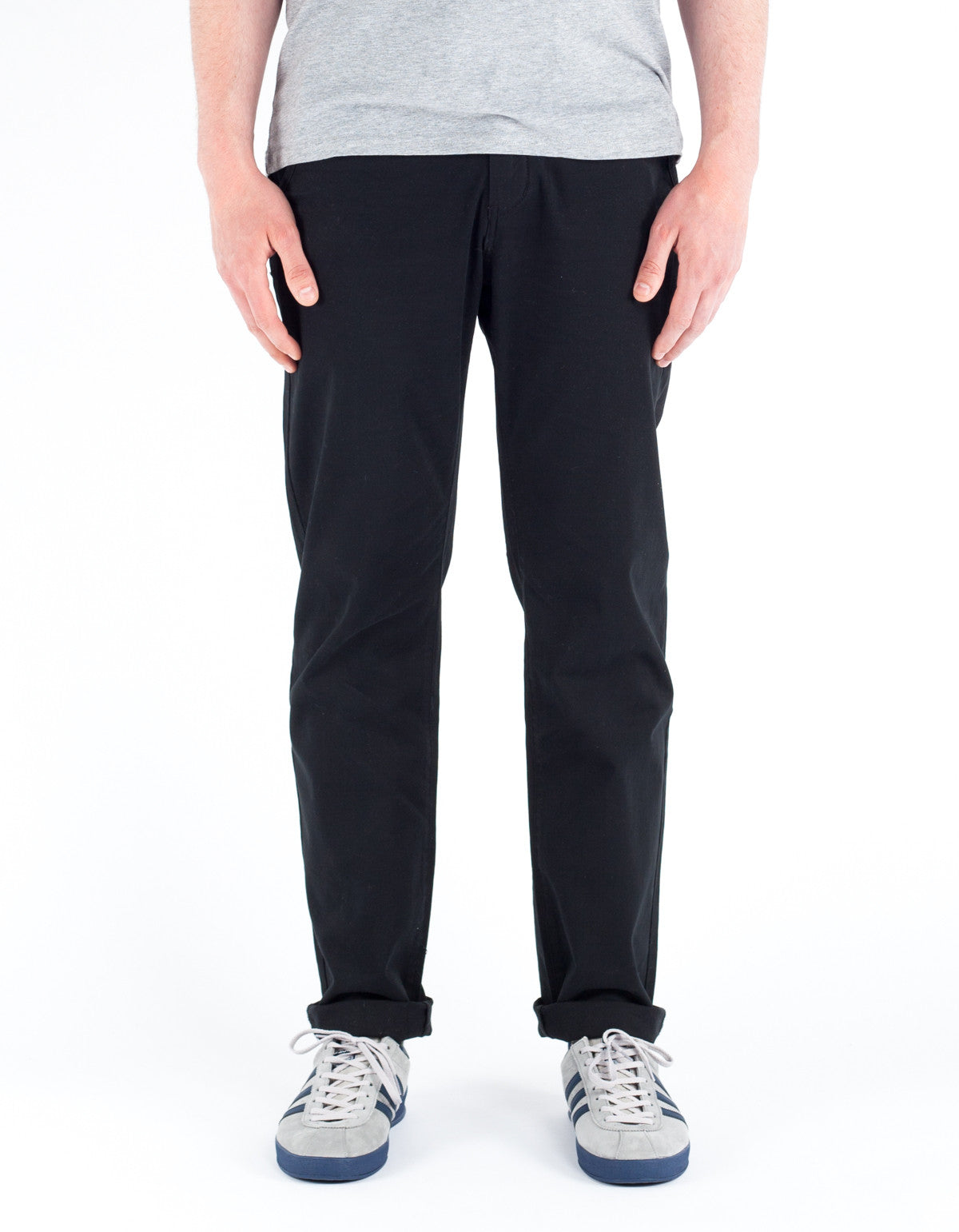 The Daily Co. Relaxed Chino Rich Black