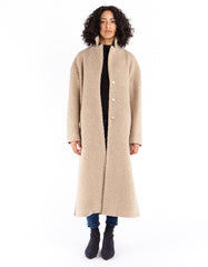 Tiger of Sweden Anya Coat Summer Beige
