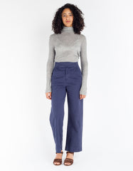 Tiger of Sweden Radix Turtleneck Grey Stone