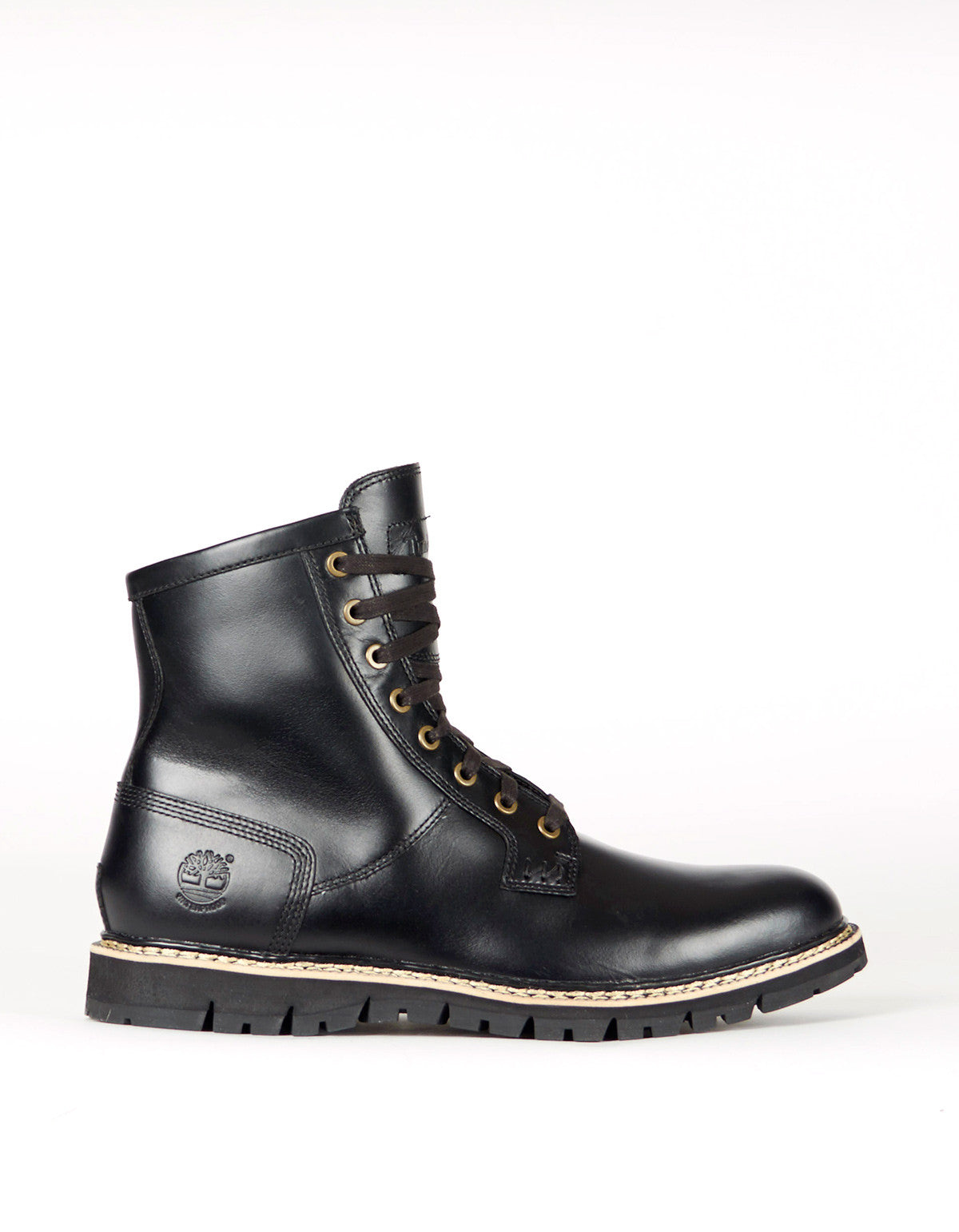 timberland britton hill waterproof plain toe boot black. Black Bedroom Furniture Sets. Home Design Ideas