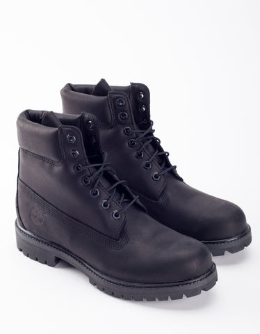 Timberland 6 Inch Premium Waterproof Boot Black