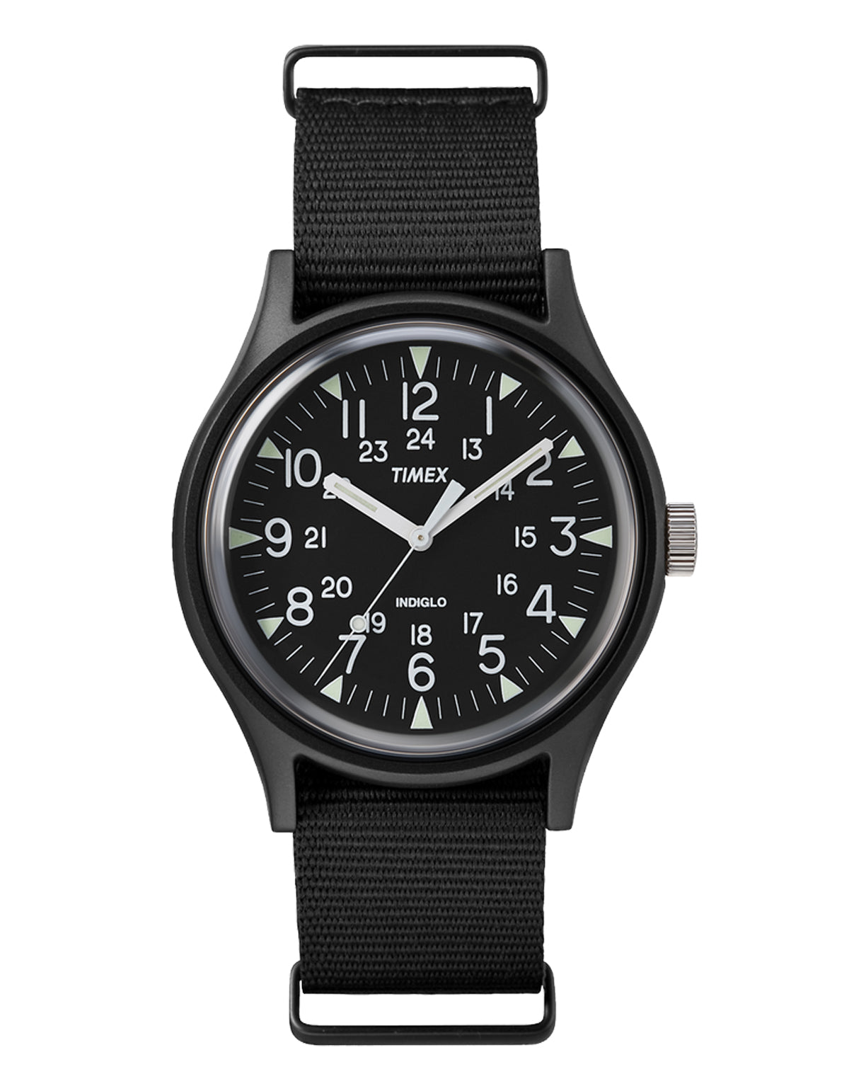 Timex Allied Mk1 Aliminum Watch Black