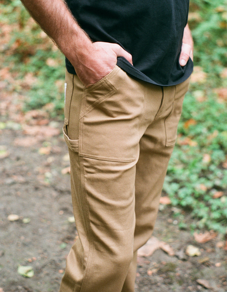 Topo Designs Men's Carpenter Pant Khaki