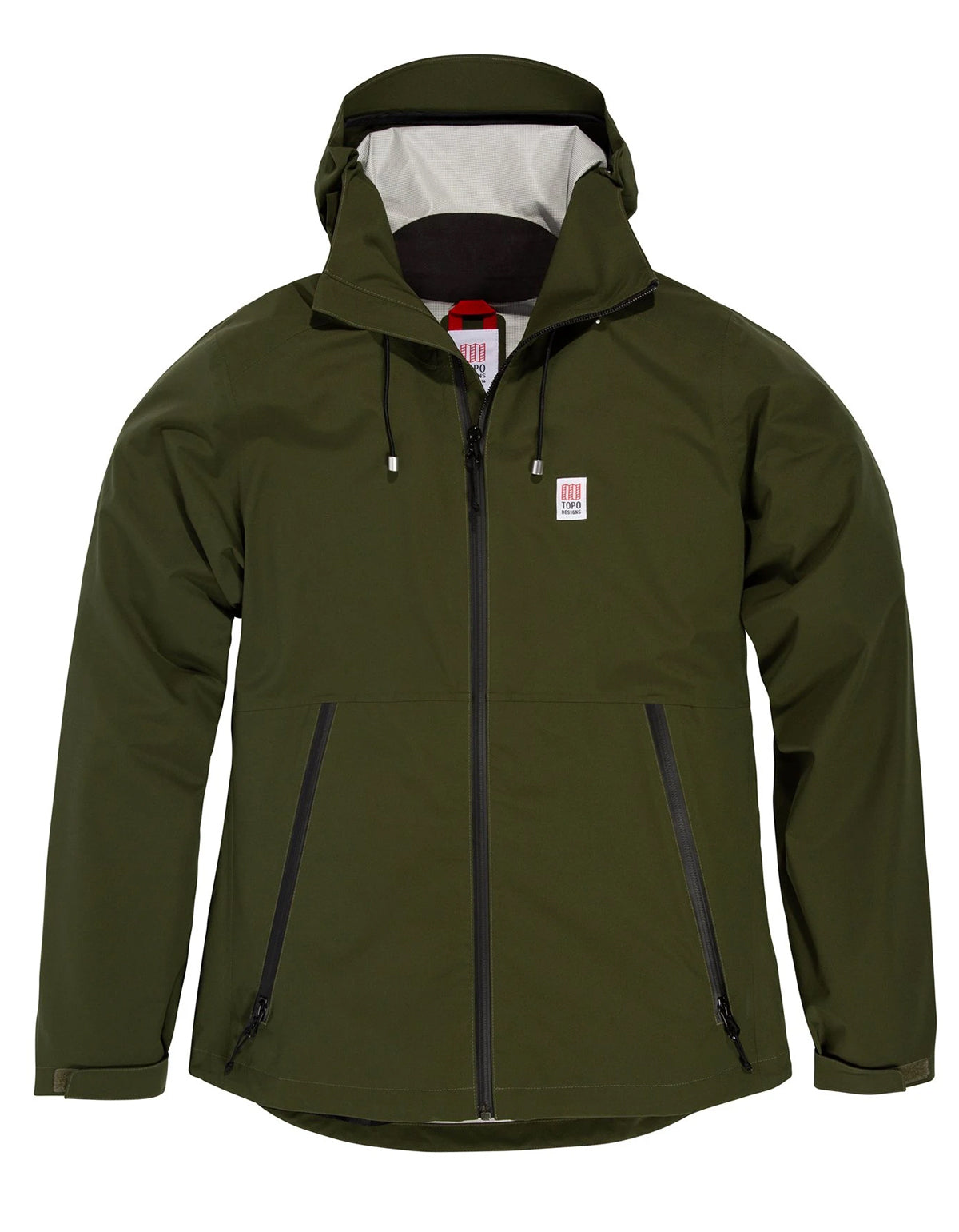 Topo Designs Women's Global Jacket Olive
