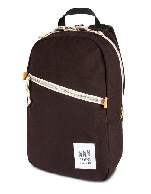 Topo Designs Light Pack Black Canvas