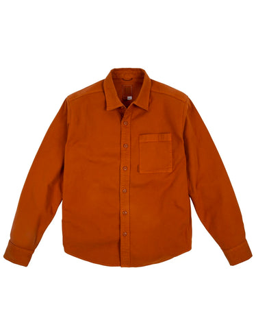 Topo Designs Men's Dirt Shirt Brick