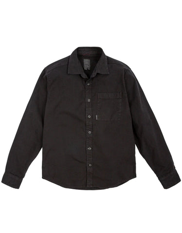Topo Designs Men's Dirt Shirt Black