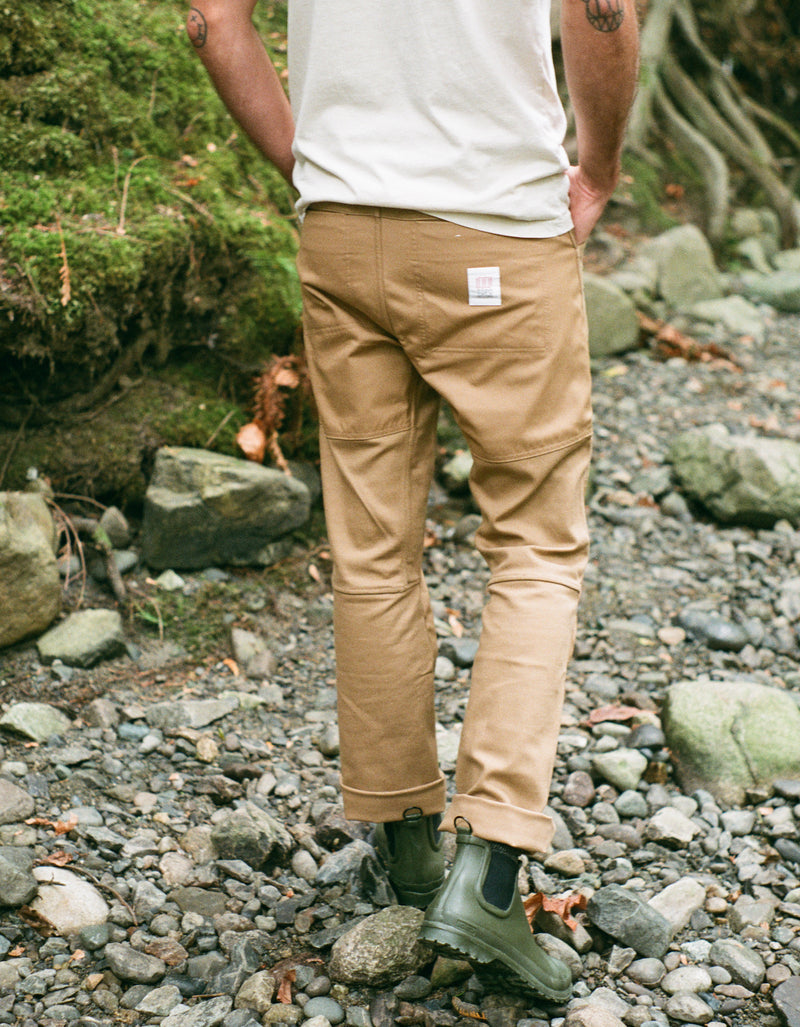 Topo Designs Men's Dual Pants Khaki