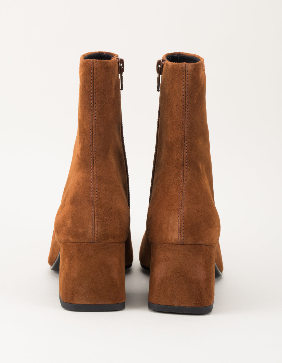 Vagabond Alice Suede Boot Brandy