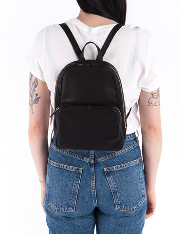 Vagabond Lyon Backpack Black