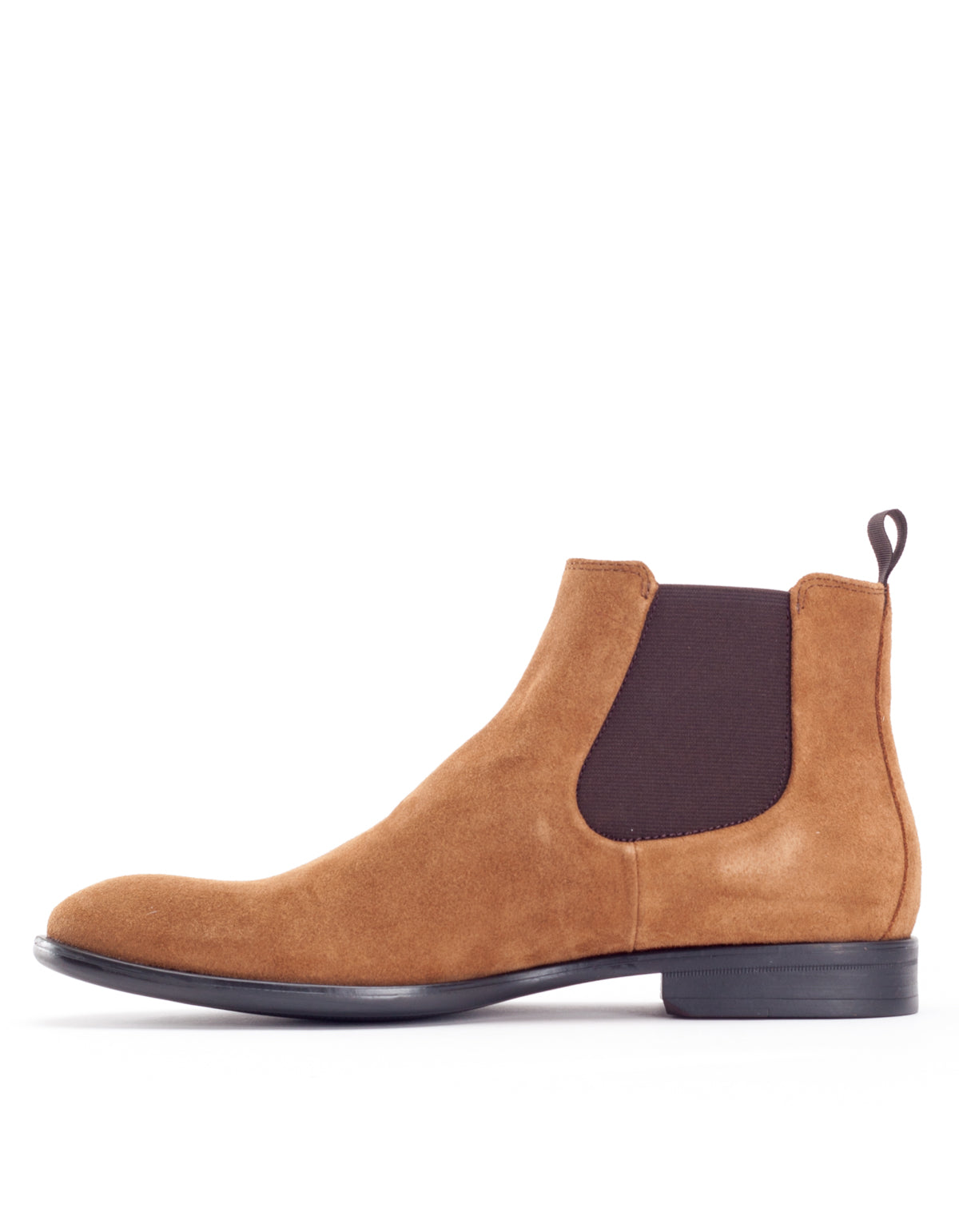 Vagabond Harvey Suede Chelsea Boot Cinnamon