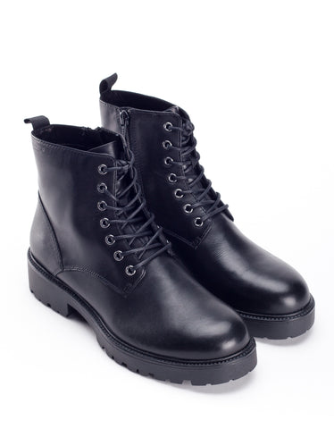 Vagabond Kenova Lace-Up Boot Black