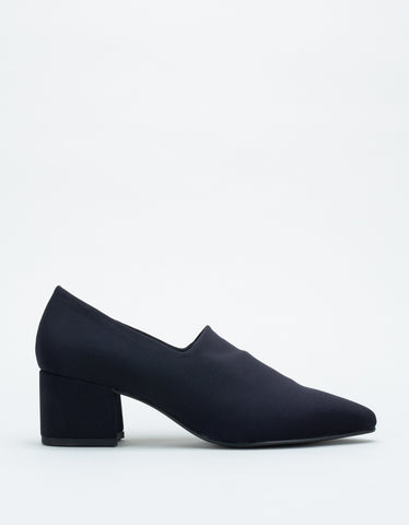 Vagabond Mya Stretch Shoe Black