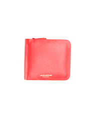 Vagabond Palermo Zip Wallet Red