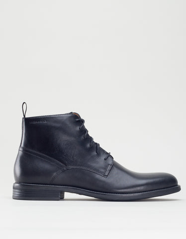 Vagabond Salvatore Lace-Up Boot Black