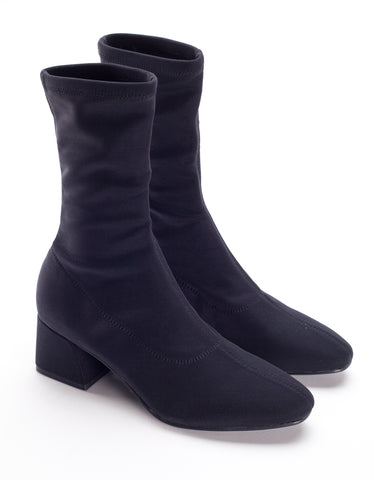 Vagabond Alice Stretch Boot Black
