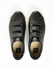 Veja Esplar 3 Locks Leather Sneaker Black Black - Still Life - 5