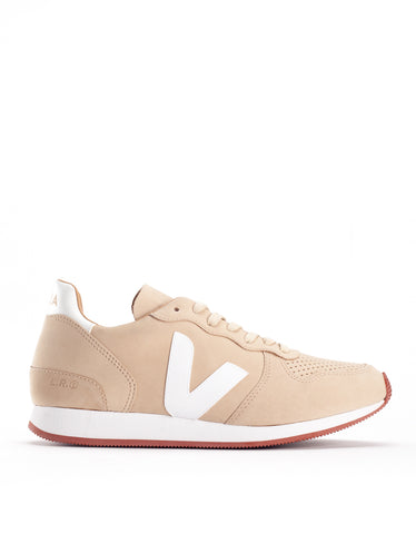 Veja Holiday Bastille Sneaker Almond White