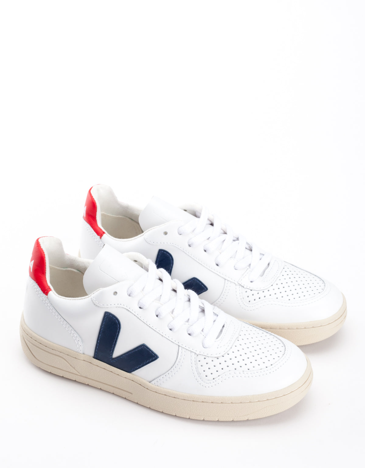 Women's Veja V-10 Extra White Nautico Pekin buy cheap authentic marketable pictures discount codes clearance store BN18oub7W