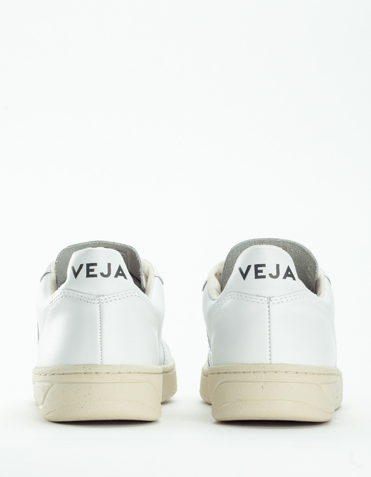Veja Women's V-10 Leather Sneaker Extra White