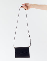 VereVerto Mini Mox Clutch, Crossbody & Hip Pack Black