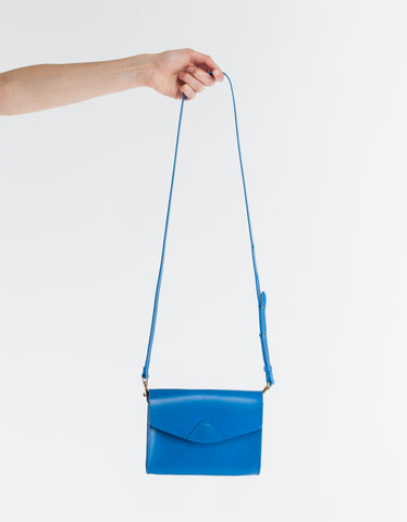 VereVerto Mini Mox Clutch, Crossbody & Hip Pack Cobalt