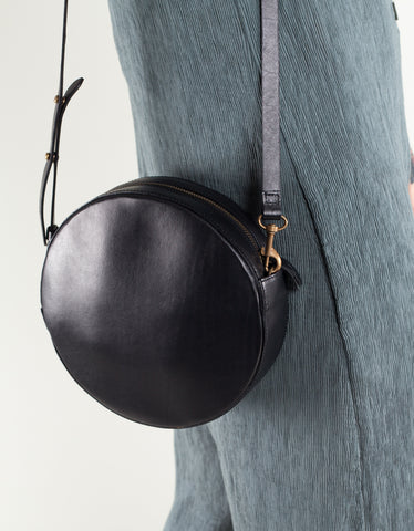 VereVerto Miro Clutch, Crossbody & Hip Pack Black
