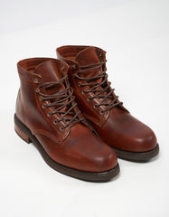 "Wolverine Kilometer 6"" Boot Brown Leather - Still Life - 2"