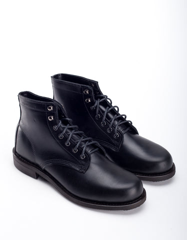 Wolverine Kilometer II Boot Black Leather