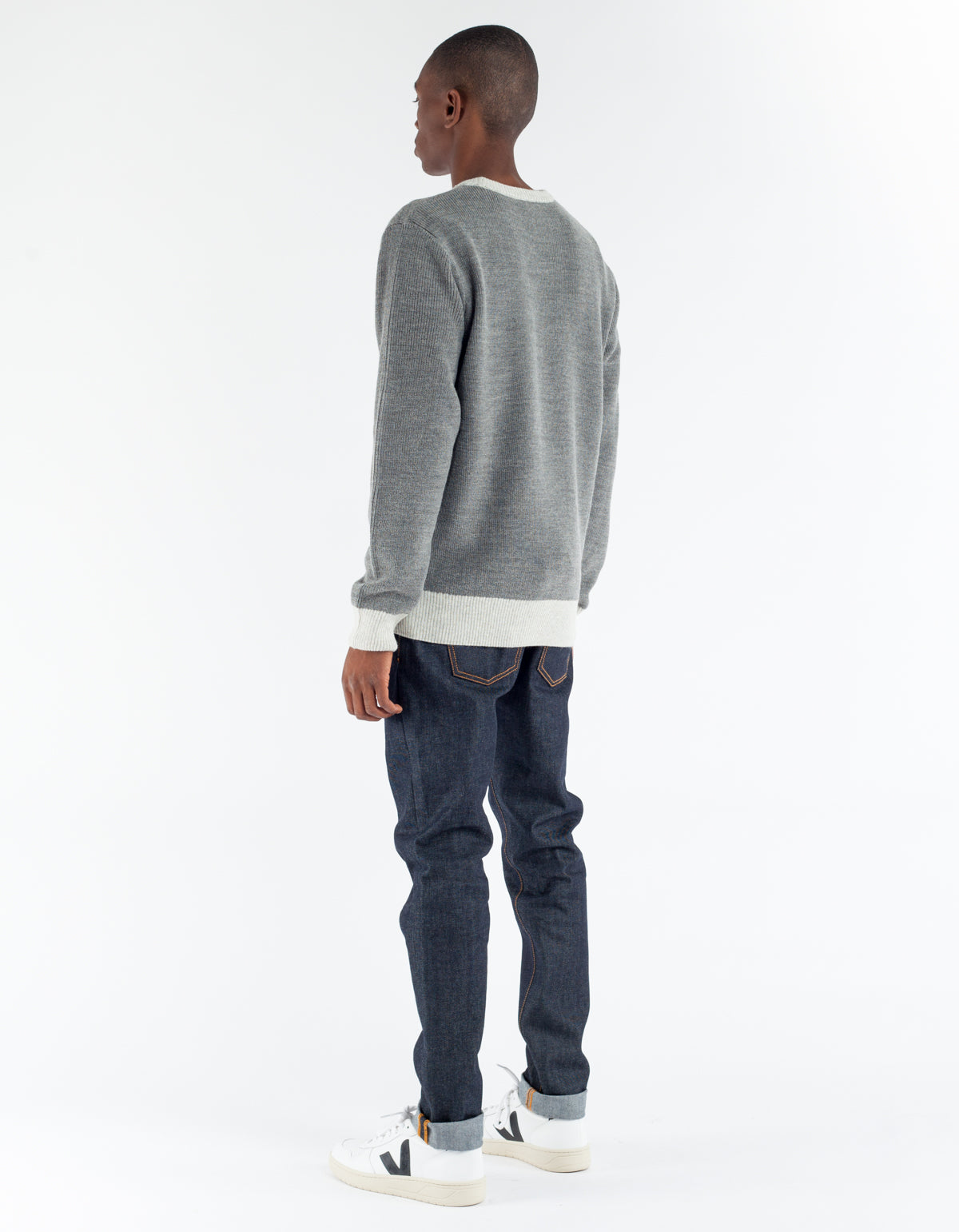 YMC Competition Crew Grey