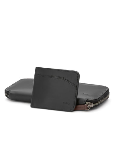 Bellroy Carry Out Wallet Black - Still Life - 1