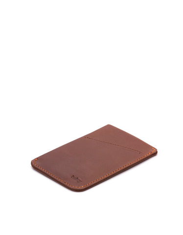 Bellroy Card Sleeve Cocoa - Still Life - 2