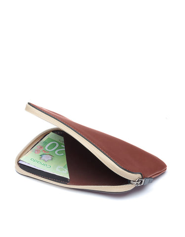 Bellroy Elements Phone Pocket i5 Cognac - Still Life - 2