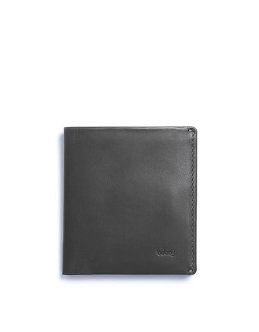 Bellroy Note Sleeve Wallet Charcoal - Still Life - 1