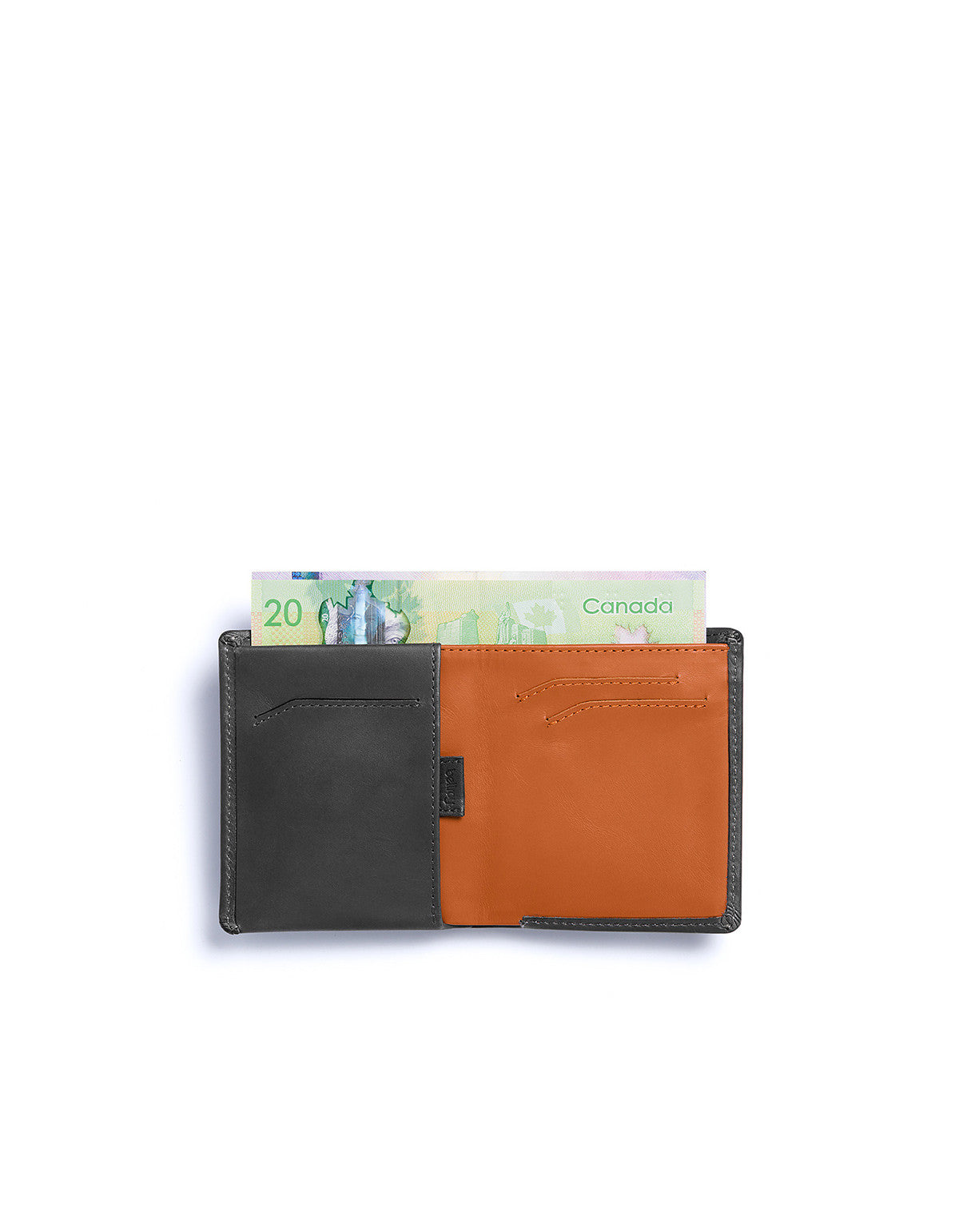 Bellroy Note Sleeve Wallet Charcoal - Still Life - 3